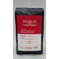 Minuman Kopi Kopi Arabica Bali Kintamani 1 Kg - Worcas Coffee 1