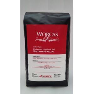 Minuman Kopi Kopi Arabica Bali Kintamani 1 Kg - Worcas Coffee