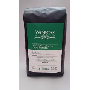 Minuman Kopi Kopi Arabica Aceh Gayo 1 Kg - Worcas Coffee