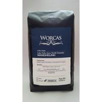 Minuman Kopi Kopi Arabica Mandheling 1 Kg - Worcas Coffee