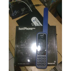 Telepon Satelit Genggam Inmarsat Isatphone Pro 1