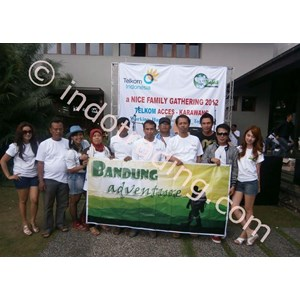 Family Gathering Telkom Acces Karawang By Ivory Event Organizer