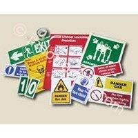 Jual  Sticker IMO dan Symbol Sign
