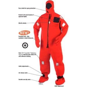 Dari Immersion Suit 1590 Solas 0