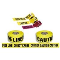 Warning Barrier Tape