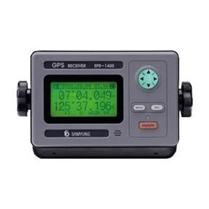 SAMYUNG GPS NAVIGATOR SPR DSPR-1400