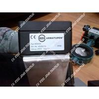 Jual Ebro Armaturen Butterfly Valve Z011-A 2