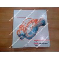 Distributor Ebro Armaturen Butterfly Valve Z011-A 3