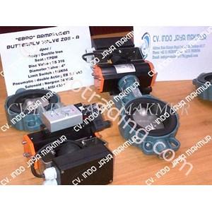 Ebro Armaturen Butterfly Valve Z011-A