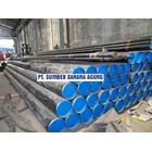 Pipa Hitam Seamless-Carbon Steel Sch 40 1