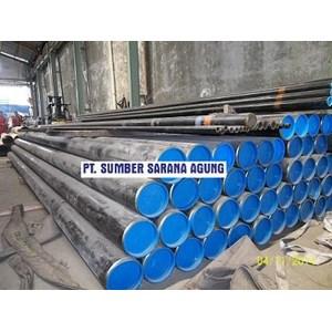 Pipa Hitam Seamless-Carbon Steel Sch 40