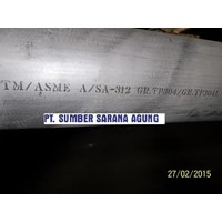 SEAMLESS PIPE-STAINLESS STEEL SCH 40