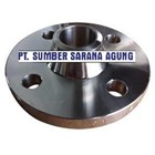 Flange Welding Neck PN 16 Stainless RTJ 1