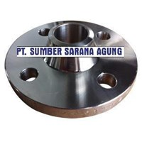 Flange Welding Neck PN 16 Stainless RTJ
