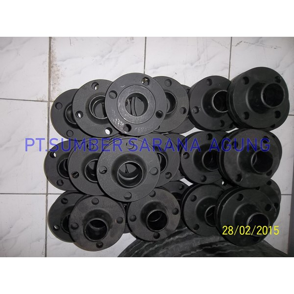 Flange Threaded Carbon Steel RTJ