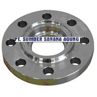 Flange Welding Socket Stainless