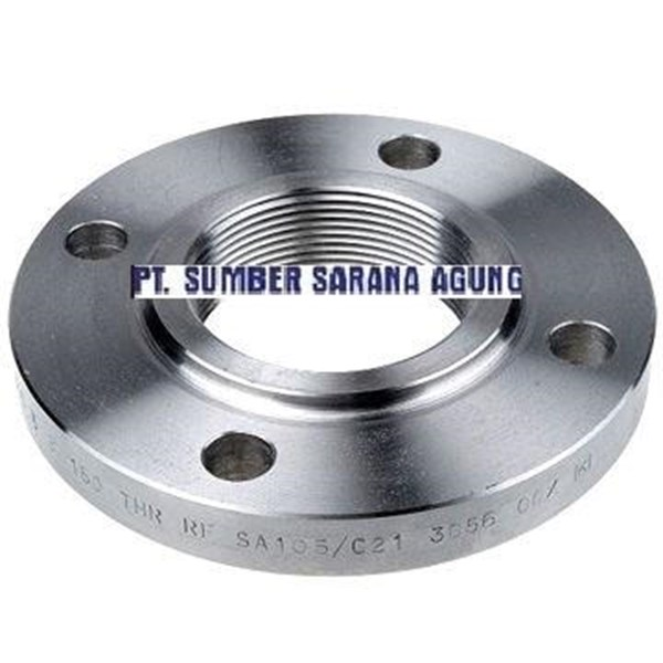 SCREWED FLANGE GALVNIS