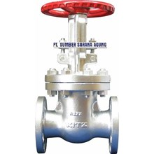 GATE VALVE CAST IROn