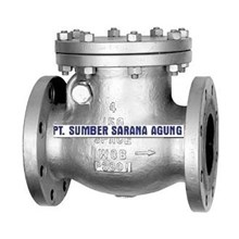 CHECK VALVE CAST IRON