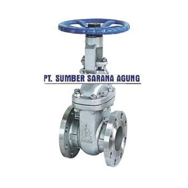 GATE VALVE CAST IRON ANSI STD