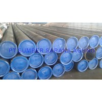 Jual Pipa carbon steel seamless  sch 40 2