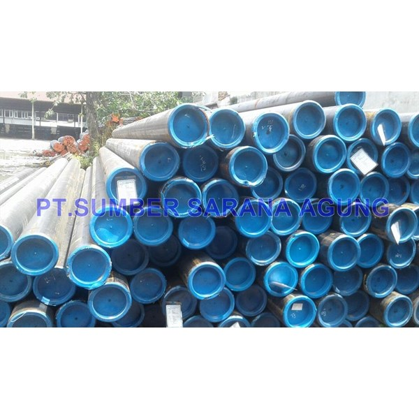 Pipa carbon steel seamless  sch 40
