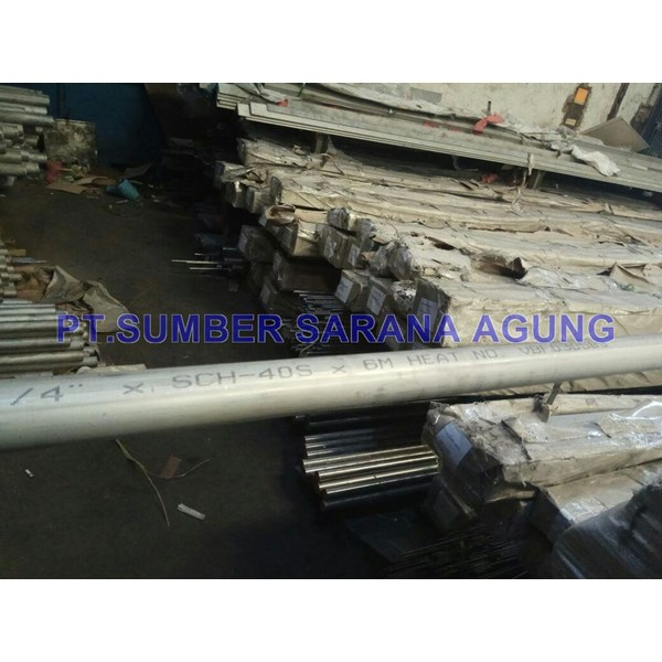 Pipa Stainless Steel SS 304 SCH 40
