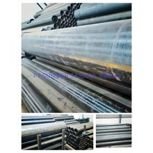 Carbon steel welded black pipe