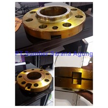 So flange to orifice flange class 300