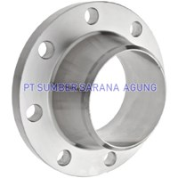 Flange Weld Neck Stainless Steel