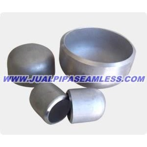 End Cap pipa Stainless Steel