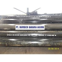 Pipa Carbon Steel - Welded
