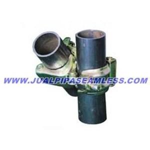 SWIVEL CLAMP 3 mm Sz 48.6 x 48.6