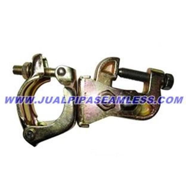 SWIVEL BEAM CLAMP 5 mm (Heavy Duty)