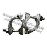 British Type Swivel Coupler (BS 1139) Sz 48.6 x 48.6