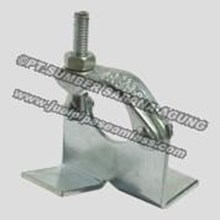 Drop Forged Board Retaining Coupler (BS 1139) Sz 4