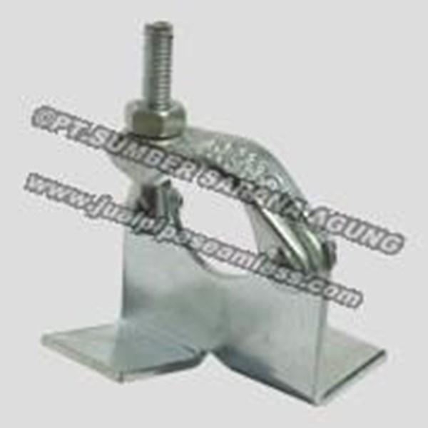 Drop Forged Board Retaining Coupler (BS 1139) Sz 48.6 mm.