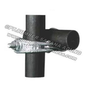 Forged Putlog Coupler (BS 1139) Sz 48.6 x 48.6