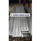 HOT DIP GALVANIZED METAL PLANK As 1157. 1