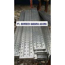 HOT DIP GALVANIZED METAL PLANK As 1157