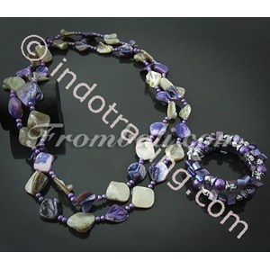 Export Necklace Set Indonesia