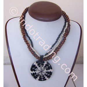Export Necklace Shell Bead Indonesia