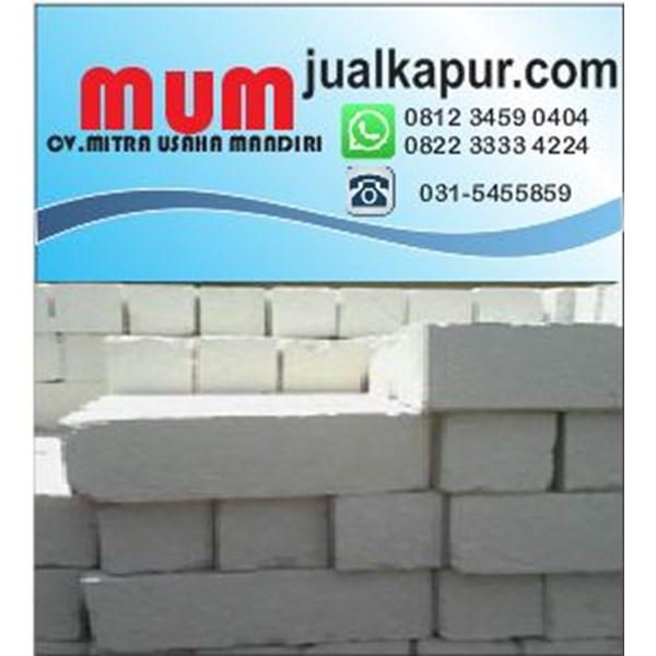 batu bata putih di Surabaya Gresik Sidoarjo lamongan babat dll.