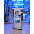 MESIN RO MODEL GLASS CABINET MERK AQUALIFE 1