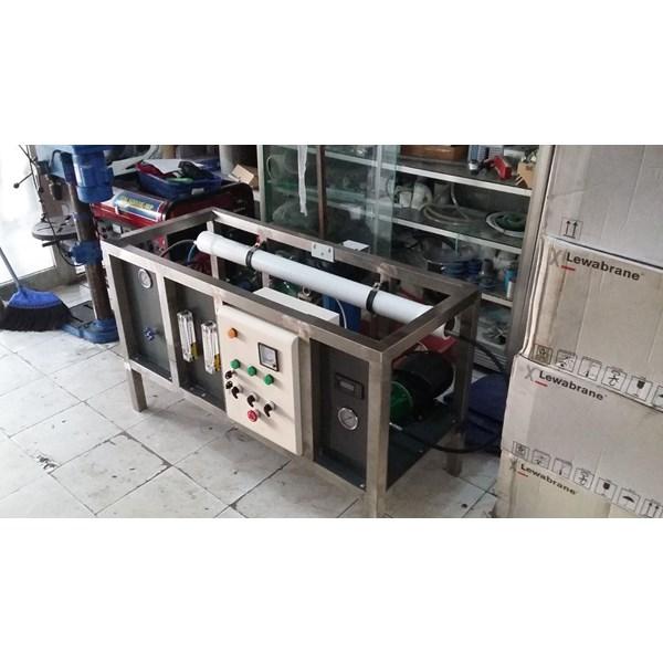 Mesin SWRO kapasitas 1500 LPD