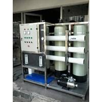 Mesin pengolah air asin menjadi air tawar 15.000 liter per hari
