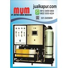 SEA WATER MAKER BECOME A 30000 LITER CAPACITY PER DAY 1