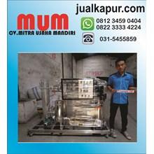 Brackish BWRO RO Water Machine Capacity of 1000 li