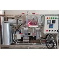 Mesin Pegolahan air asin menjadi air tawar kapasitas 5000 liter per hari 1