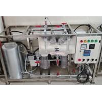 Jual  Mesin Pegolahan air asin menjadi air tawar kapasitas 5000 liter per hari 2